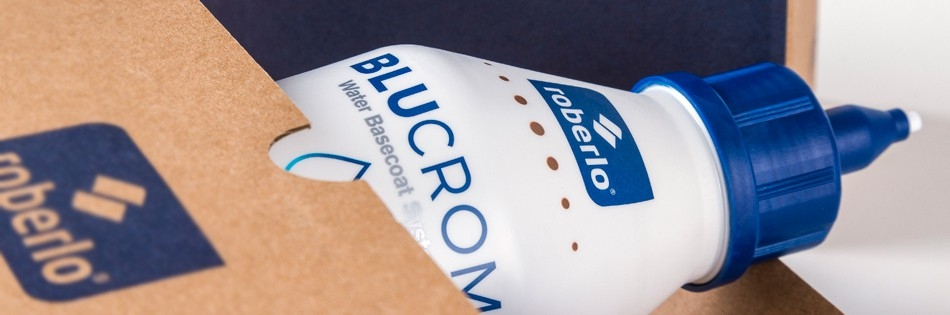 Water basecoat is called Blucrom