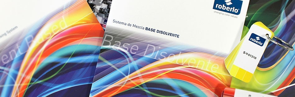 New catalogue of solvent-based systems