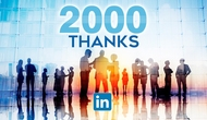 Roberlo has over 2,000 followers on LinkedIn