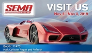 Present at the latest SEMA Show in Las Vegas