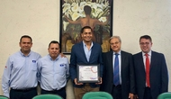 Cesvi México approves Roberlo's Dicrom paint system as a TOP line