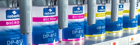Introducing solvent-based color systems by Roberlo