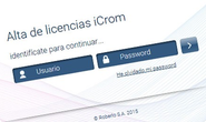 iCrom license